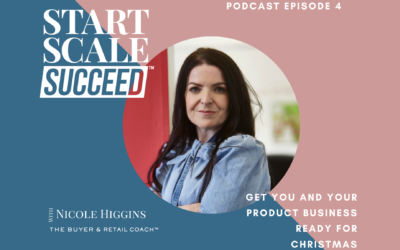 Podcast Episode 4 – Get You And Your Product Business Ready For Christmas